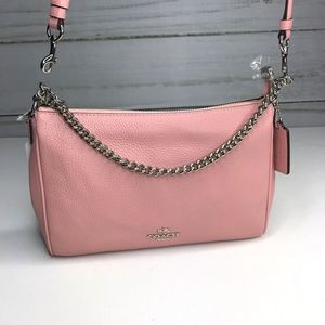 Coach Pink Crossbody NWT